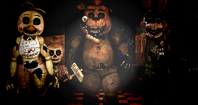 Five night at freddy 2 on scratch