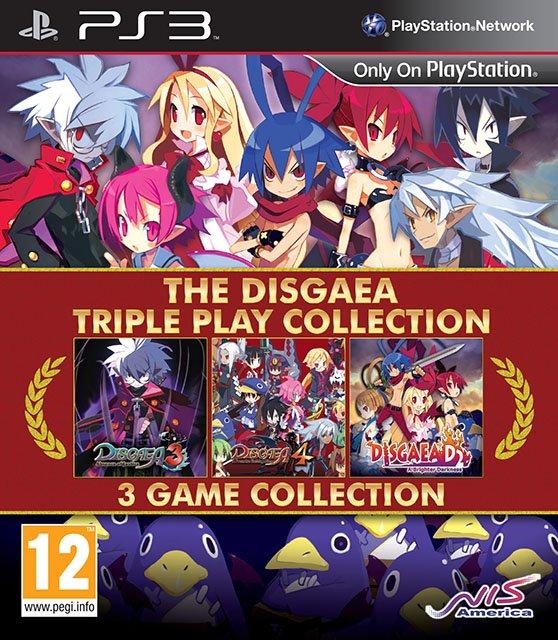 Disgaea Triple Collection -- Recopilacion de PS3 Disgaea_triple_collection-2772255