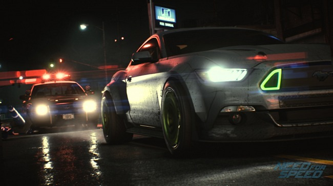 Need for Speed franchise