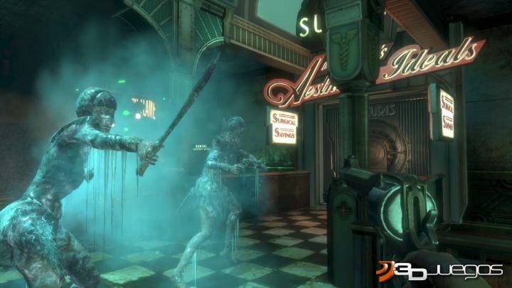 Imagenes Bioshock XBOX 360