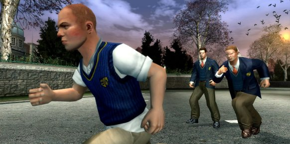Rockstar registra la marca Bully Bullworth Academy