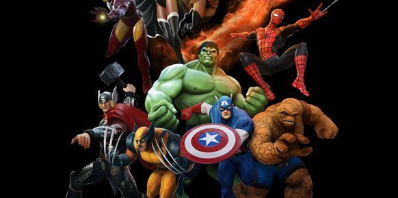 Marvel heroes contará con unreal engine 3 como motor gráfico
