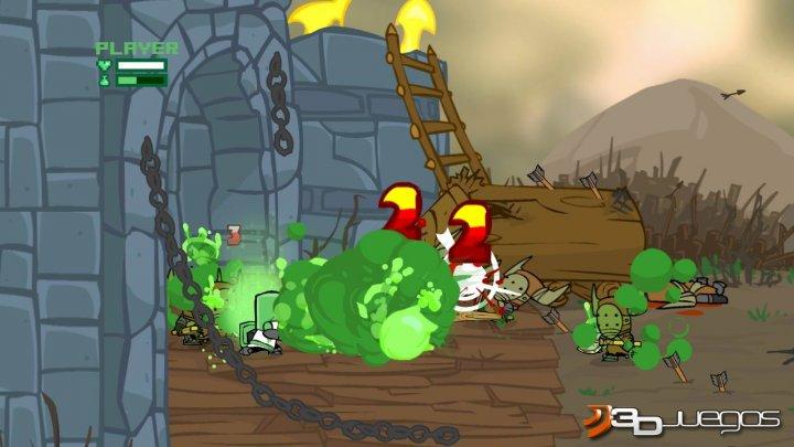 ¡El juego más épico de la historia! Castle_crashers-851675