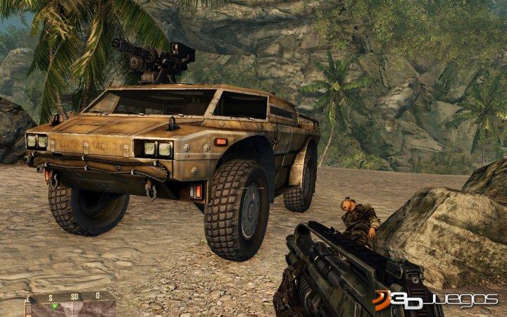 imágenes de Crysis Warhead