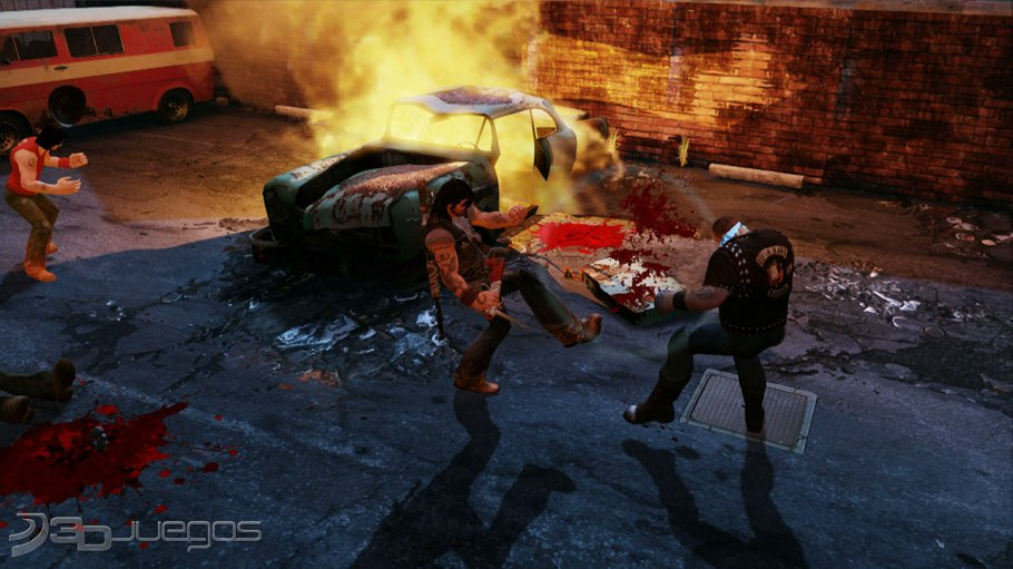 Ride To Hell Retribution PC ESPAÑOL Descargar Full