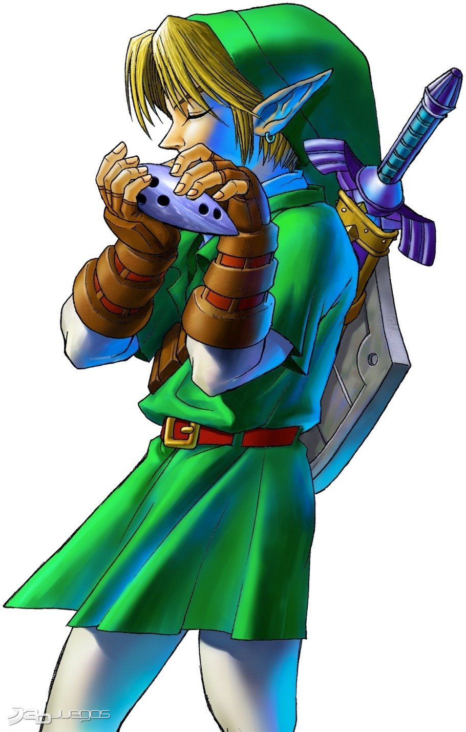 Imagen 24 de 124 de The Legend of Zelda: Ocarina of Time (3DS
