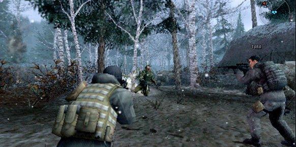 SOCOM: U.S. Fireteam Bravo 3