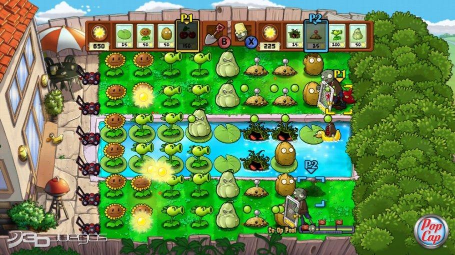 Imagen 6 de 7 de plants vs zombies x360 publicada el 06 08 2010