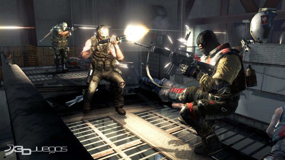 Army of Two: The 40th Day - Capítulos de Engaño