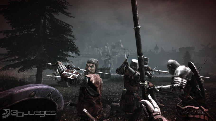 Imagenes Chivalry Medieval Warfare PC