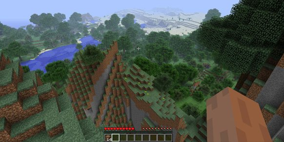 PS4 y XONE no tendran mundos infinitos en Minecraft