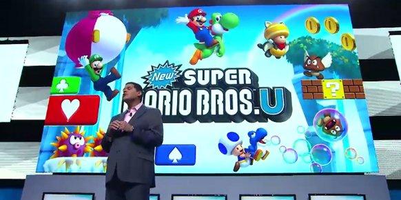 New Super Mario Bros. U es el nuevo Mario para Wii U