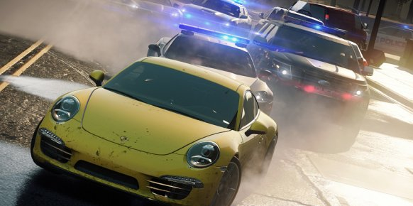 Imagen de Need for Speed Most Wanted - A Criterion Game