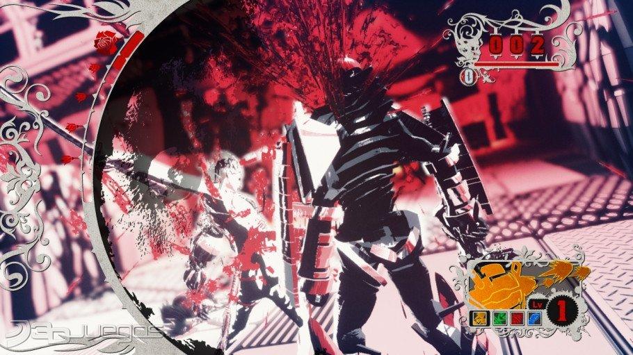 Imagenes Killer Is Dead XBOX 360