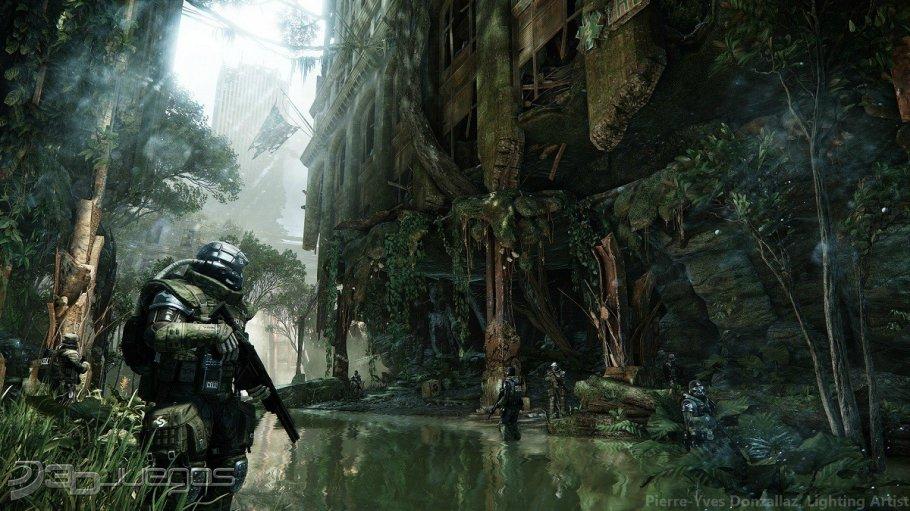 Crysis 3 Nuevas Imagenes