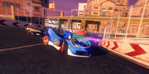 Sega Sonic & All-Stars Racing: Transformed