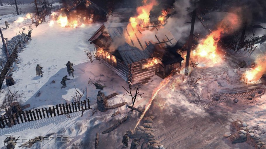 Post > Company of heroes 2 a la venta el 25 de junio para pc y mac