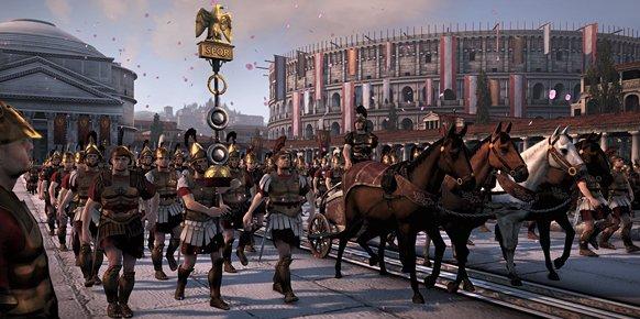 Total War: Rome II recibe una nueva actualización