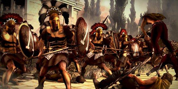 Total War: Rome 2 recibe su séptima actualización