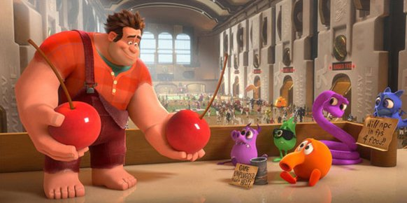 &iexcl;Rompe Ralph!