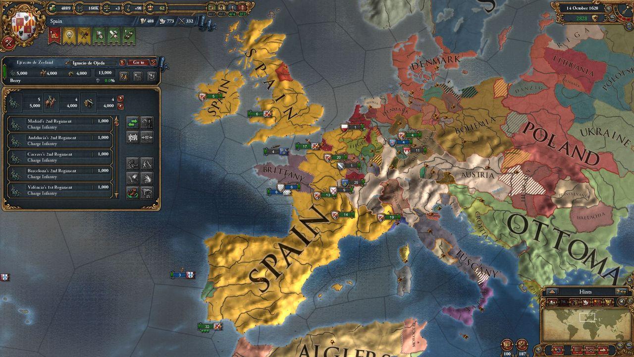 Europa universalis 4 дипломатическая репутация - 97