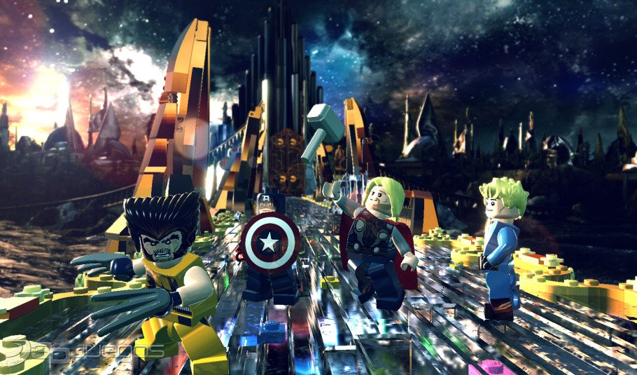 Imagen 35 de 46 de lego marvel super heroes pc publicada el 06 06