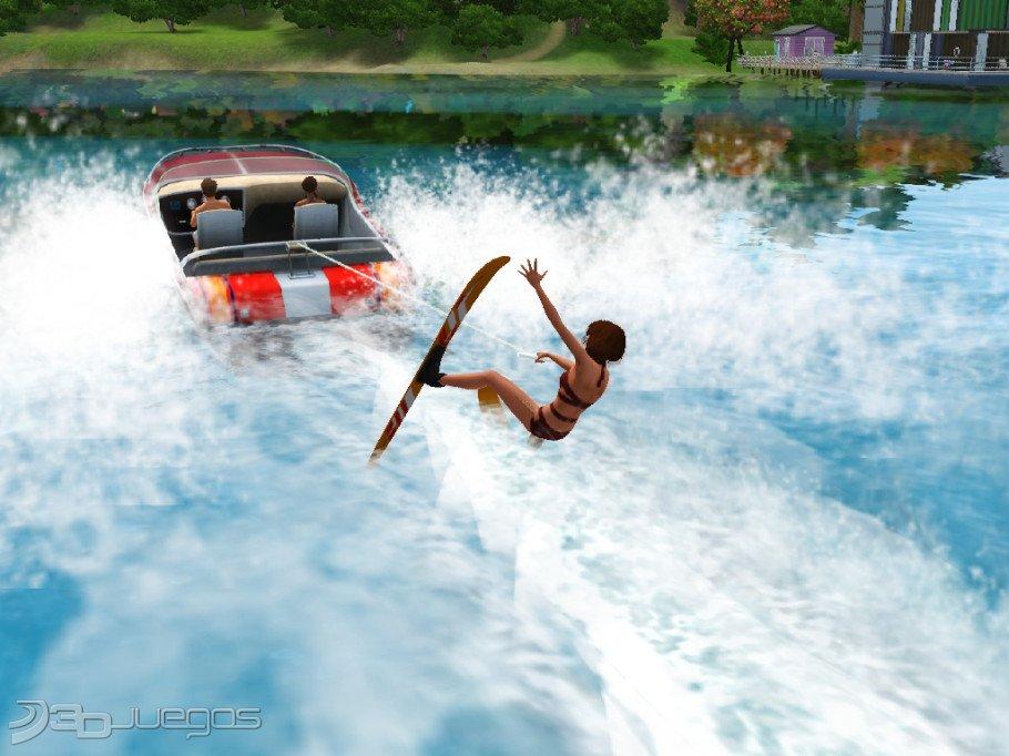Los Sims 3 Aventura En La Isla PC ESPAÑOL Descargar Full