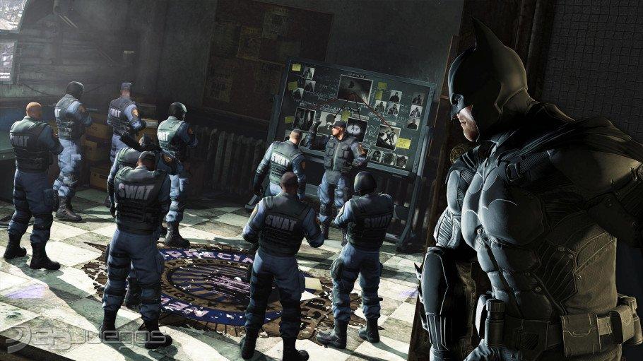 Imagenes Batman Arhkam Origins XBOX 360