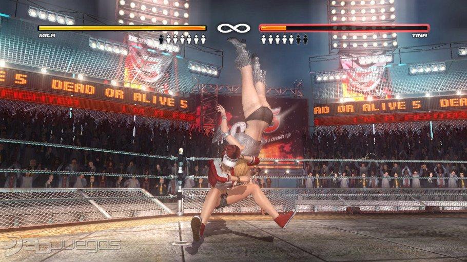 Imagenes Dead Or Alive 5 Ultimate XBOX 360