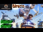 V�deo: Overwatch Gameplay Espa�ol | PC XONE PS4 | Let's play Overwatch | Competitiva T2 C70 | DIRECTO #623