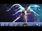 Video: Heroes of the Storm 2.0! RETO HOTS!! LIGA ORO - RANGO 4! El protector ha llegado!!!