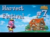 V�deo Animal Crossing - Vamos a celebrar con Animal Crossing Parte 7 - Harvest Festival