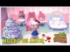 Video: ACNL Welcome Amiibo   MUEBLES NUEVOS PARA MI CASA SANRIO