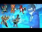 Video: 100 Digimon que queremos ver en Digimon Story: Cyber Sleuth: Hacker's Memory
