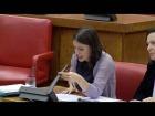 Video: Irene Montero pregunta a Bárcenas en la Comisión de Investigación de la financiación ilegal del PP