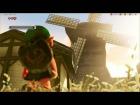 Video: Unreal Engine 4 [4.16] Zelda Ocarina Of Time / Kakariko Village + Download link