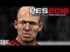V�deo: #PES2016 MIX - Pro Evolution Soccer | Goals, Skills & Saves