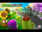 Video Plants vs. Zombies - PLANTS VS ZOMBIES Capitulo 3!!