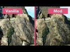 Video: The Witcher 3 – HD Reworked Project 4.6 vs. Vanilla Graphics Mod Comparison