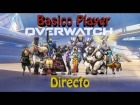 Video: Overwatch Gameplay Español | Let's play Overwatch | Competitiva T3 C18 | DIRECTO #729