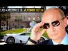 Video: Las Mansiones Mas Hermosas y Caras de Vladimir Putin 2017
