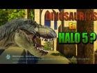 Video: ¿Dinosaurios en Halo 5?