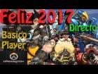 Video: Overwatch Gameplay Español | Let's play Overwatch | Competitiva T3 C28 - Feliz 2017 | DIRECTO #754