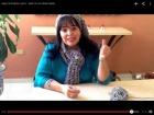 V�deo: Juego de bufanda y gorro - tejido con los dedos r�pido