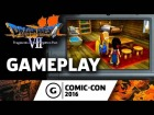 V�deo: Dragon Quest VII Gameplay at Comic-Con 2016