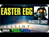 Video Destiny - Destiny | Easter Egg | Master Chief | En Espa�ol