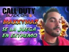 V�deo: Call of duty black ops 3 EXTREMO LA PARTIDA MAS BESTIA  espa�ol gameplay ps4 fusil m8