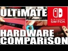 Video: Nintendo SWITCH ULTIMATE Hardware Comparison + Exclusive Special information
