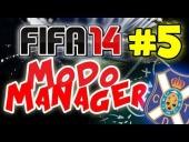 "V�deo FIFA 14 - FIFA 14 | Modo Carrera | Capitulo 5 #T1. \""SABOR AGRIDULCE\"""