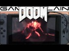 Video: 10 Minutes of DOOM on Nintendo Switch Gameplay + Hands-On Impressions